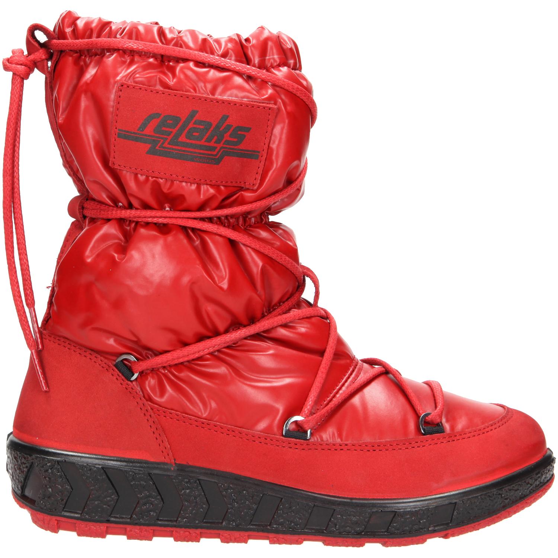 0f97eee208ed7 Czerwone damskie zimowe RELAKS 6621-75 | Sklep online Wojas.pl