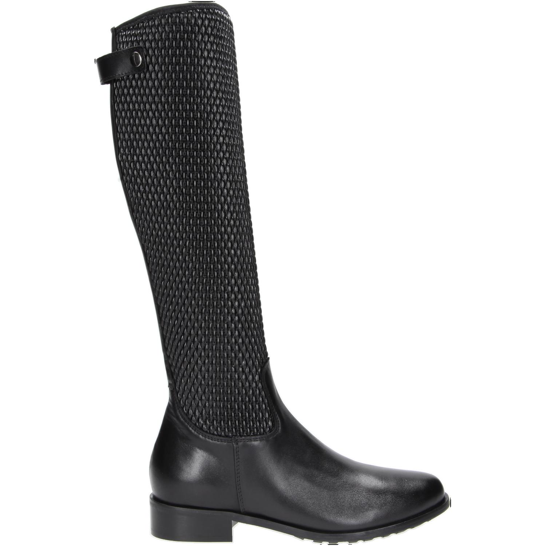 b5011fc843f3e Czarne damskie kozaki 6730-71 | Sklep online Wojas.pl