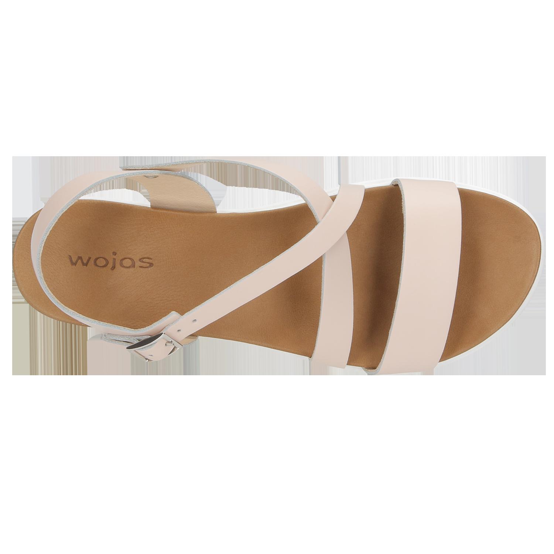 Sandały WOJAS 6808 54 J. Różowy