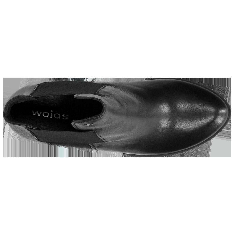 Darmowa dostawa Botki WOJAS 9534 71 Czarny Botki