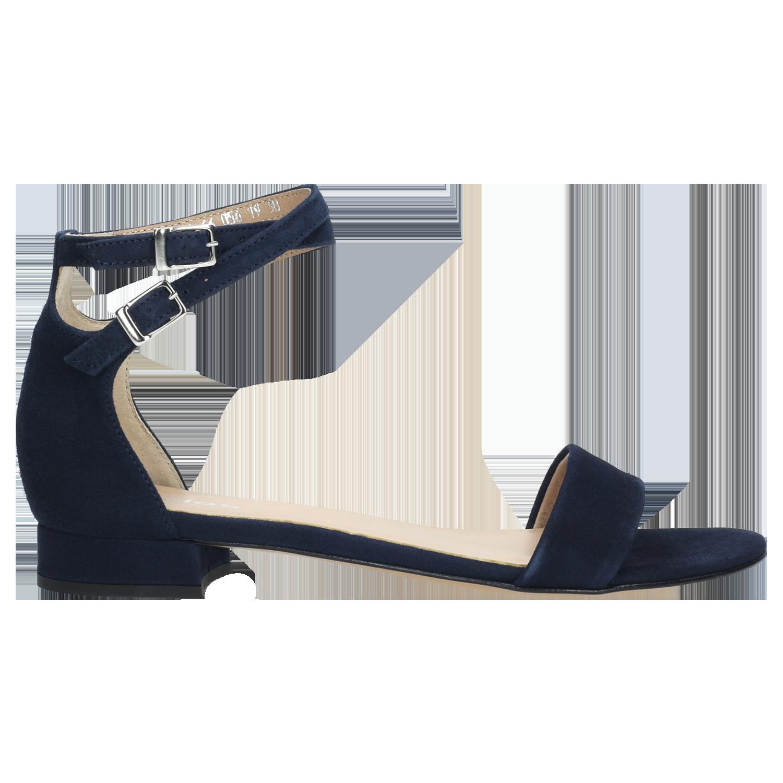c888629e317da Granatowe sandały damskie 9724-66 | Sklep online Wojas.pl