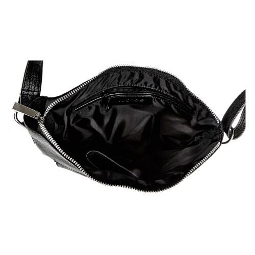 Czarna damska torebka 4922-51
