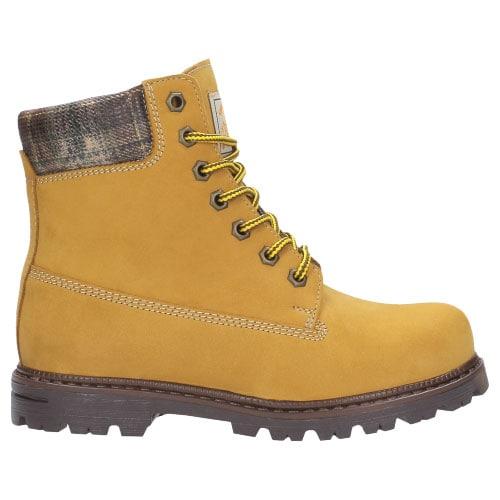 Żółte trzewiki dziecięce 8700-28