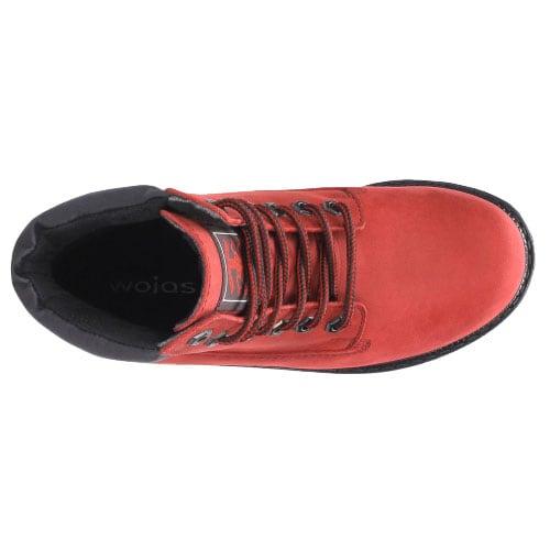 Czerwone trzewiki dziecięce 8700-95