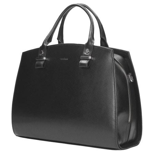 Czarna torebka damska 8909-51