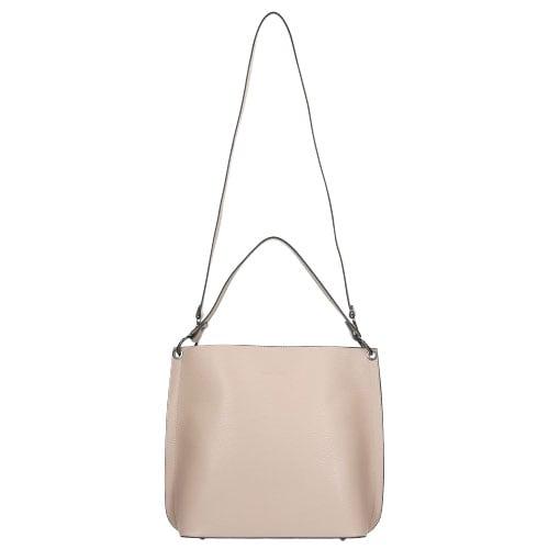 Różowa torebka damska 9820-54