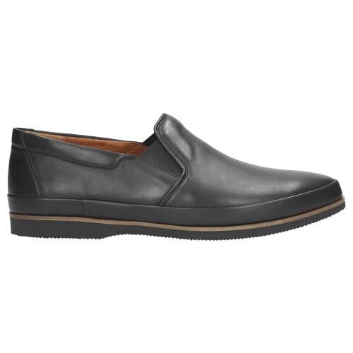 Czarne męskie buty 9059-51
