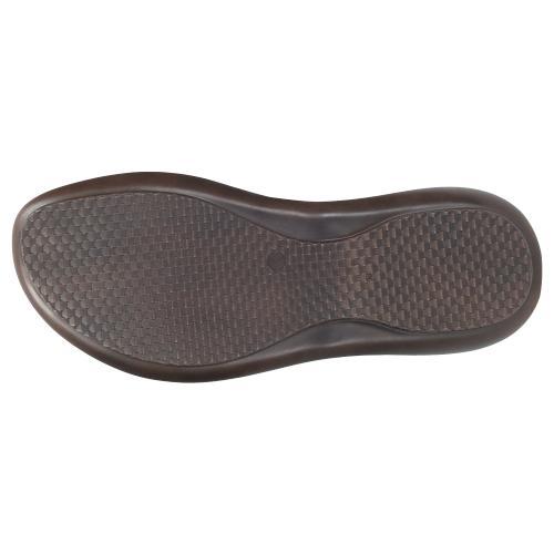 Brązowe sandały męskie 9242-52