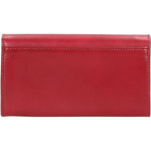 Czerwony damski Portfel 6937-55