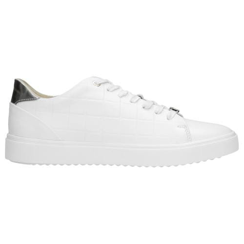 Białe półbuty damskie 8486-59
