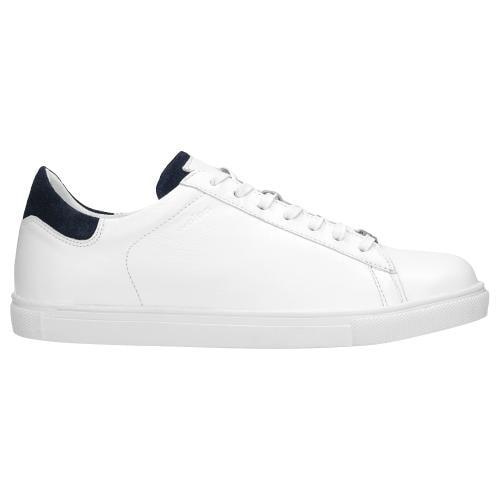 Białe półbuty męskie 9060-79