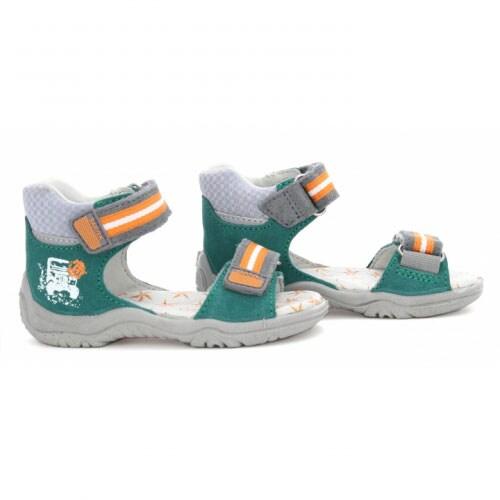 Sandały Bartek T-31568/D29