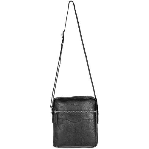 Czarna torba męska 9808-51