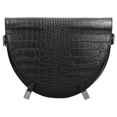 Czarna torebka damska 9848-51