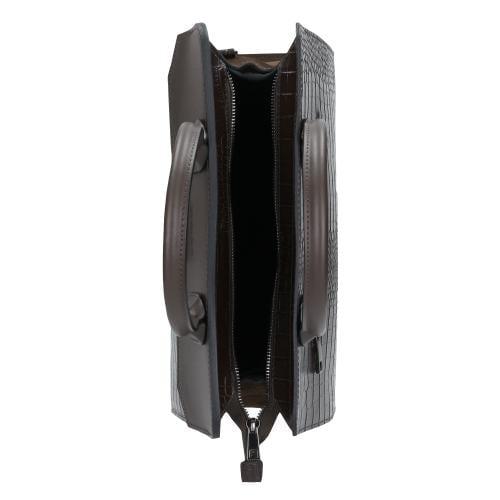 Brązowa torebka damska 9855-52