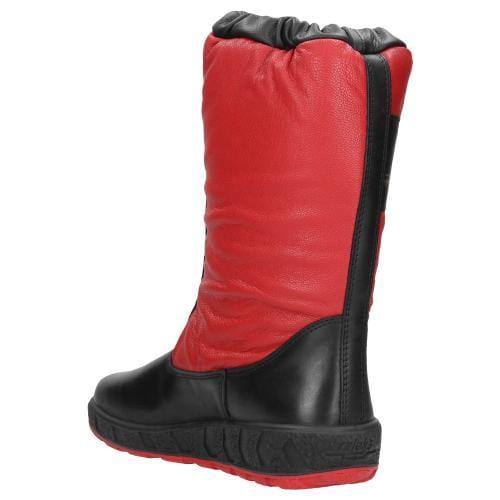 Czerwone zimowe RELAKS 3680-76