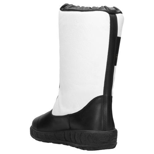 Białe zimowe RELAKS 3680-77