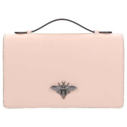 Różowa torebka damska 8922-54