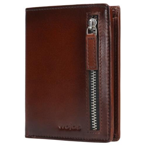 Brązowy portfel męski 9959-52
