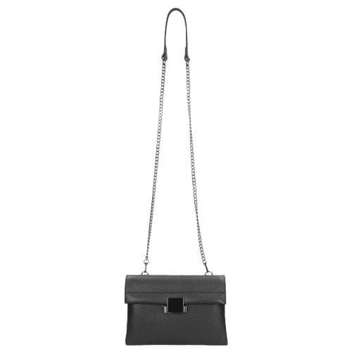 Czarna torebka damska 80002-51