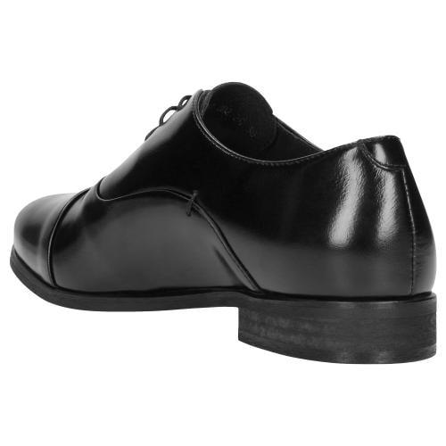 Czarne półbuty damskie 46002-51