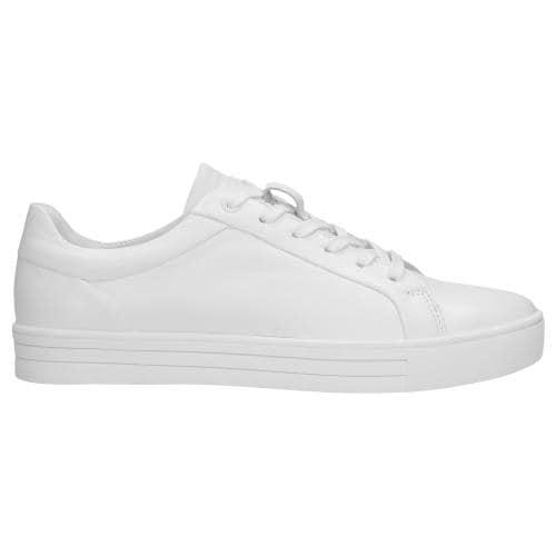Białe półbuty damskie 46019-59