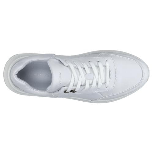 Białe półbuty damskie 46041-59