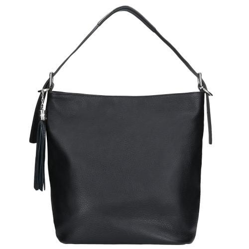 Czarna stylowa torebka 80020-51