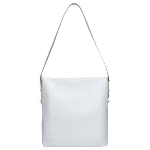 Biała torebka damska idealna na co dzień 80024-59