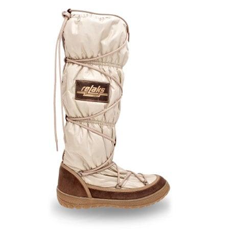 1f665fe8 Beżowe damskie buty zimowe RELAKS 1753-83 | Sklep online Wojas.pl