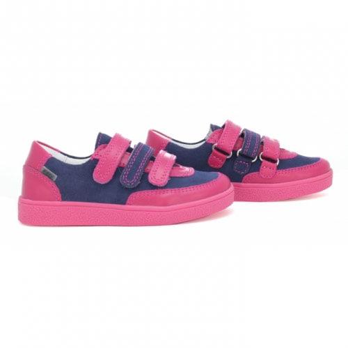 Półbuty BARTEK T-78651/45M, dla dziewcząt, różowo-fioletowy T-78651/45M