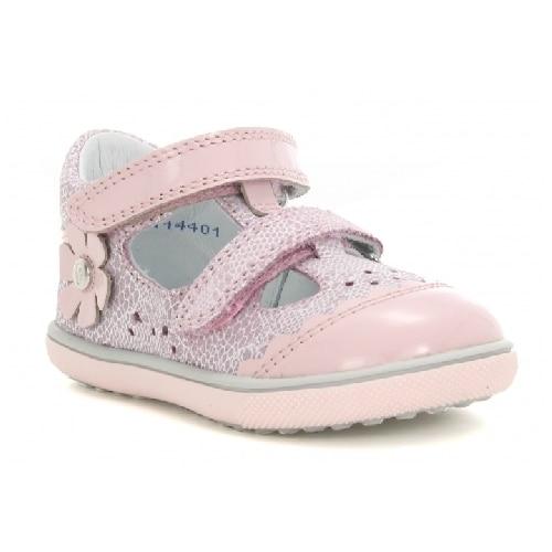 Sandały zabudowane BARTEK T-81798-7/1FM, dla dziewcząt, różowy T-81798-7/1FM