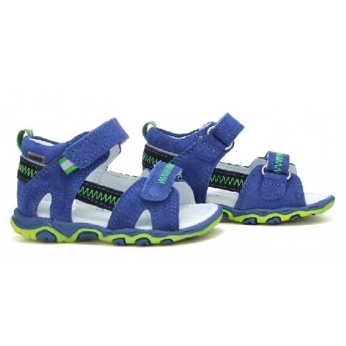 Sandały BARTEK T-71824/0RR, dla chłopców, niebieski T-71824/0RR