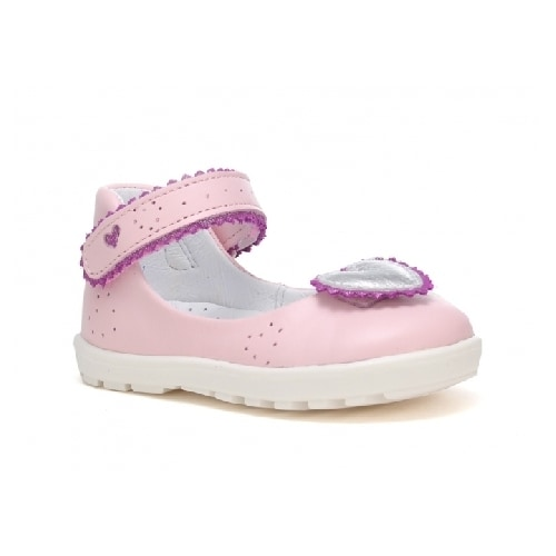 Mini first steps BARTEK W-71195/SLP, dla dziewcząt, różowy W-71195/SLP