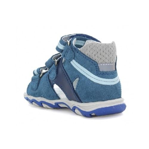 Sandały BARTEK T-011708-5/PPL II, dla chłopców, niebieski T-011708-5/PPL II