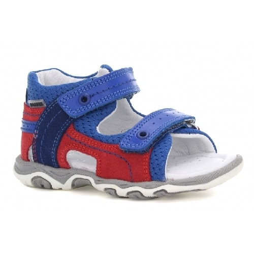 Sandały BARTEK W-011848-5/MIK II, dla chłopców, czerwono-niebieski W-011848-5/MIK II