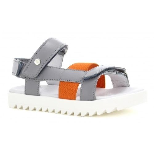 Sandały BARTEK T-16181/N16 II, dla dziewcząt, szary T-16181/N16 II