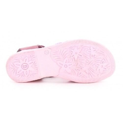 Sandały BARTEK T-69139/S23 II, dla dziewcząt, różowy T-69139/S23 II