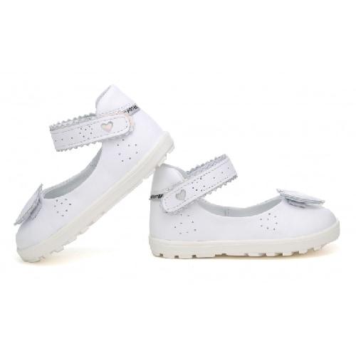 Mini first steps BARTEK W-71195/B87, dla dziewcząt, biały W-71195/B87