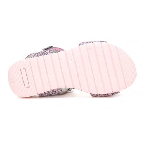 Sandały BARTEK W-79183/BBK, dla dziewcząt, różowy W-79183/BBK