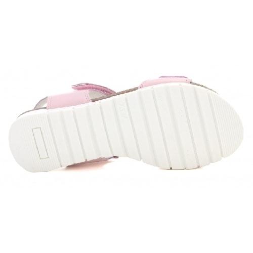 Sandały BARTEK W-76183/PE4, dla dziewcząt, różowy W-76183/PE4