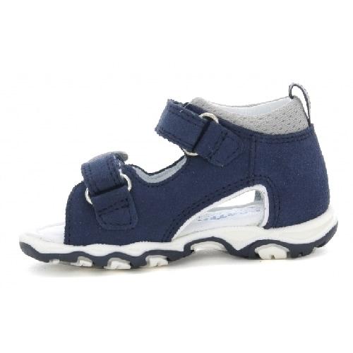 Sandały BARTEK W-71063/ALM, dla chłopców, niebieski W-71063/ALM