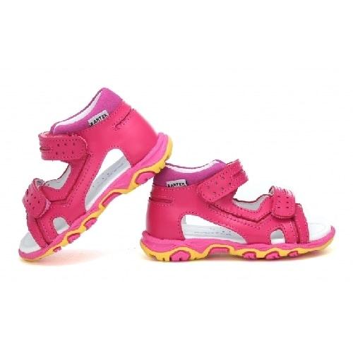 Sandały BARTEK W-71825/00K, dla dziewcząt, różowy W-71825/00K