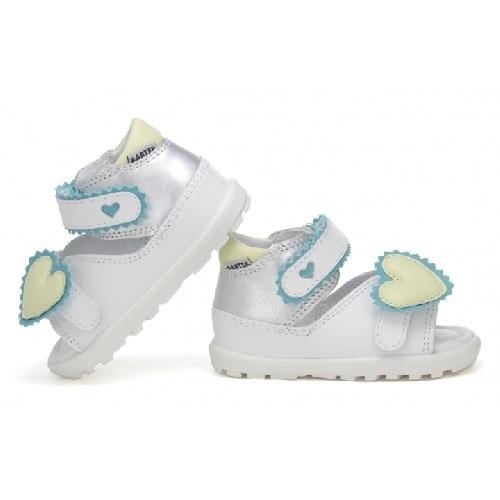 Mini first steps BARTEK W-71181/SPX, dla dziewcząt, biały W-71181/SPX