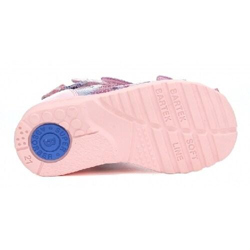 Profilaktyczne BARTEK T-081789-5/1ET II, dla dziewcząt, różowy T-081789-5/1ET II
