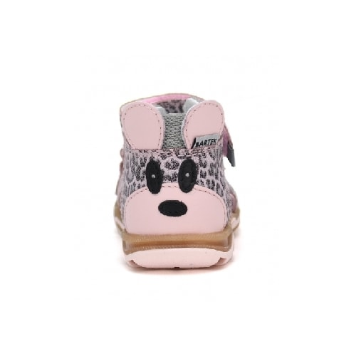 Sandały BARTEK W-71144/BBK, dla dziewcząt, różowy W-71144/BBK