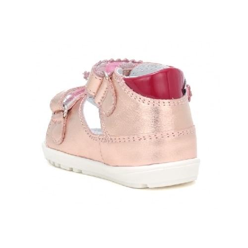 Mini first steps BARTEK W-071181/NRG II, dla dziewcząt, różowo-złoty W-071181/NRG II