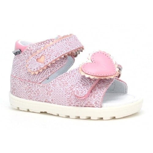 Mini first steps BARTEK W-71181/N36, dla dziewcząt,  jasno różowy W-71181/N36