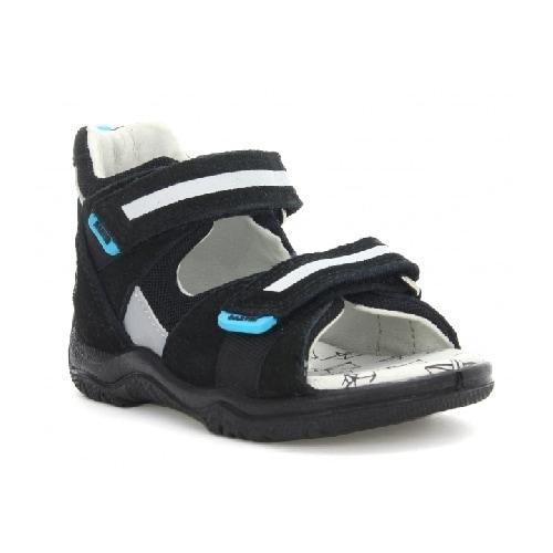 Sandały BARTEK T-31917/V95, dla chłopców, czarny T-31917/V95