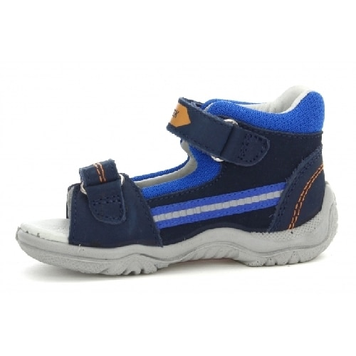 Sandały BARTEK T-31709/042, dla chłopców, ocean T-31709/042